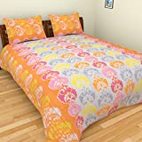 BeautifulHOMES 180 TC Cotton Double Beds...