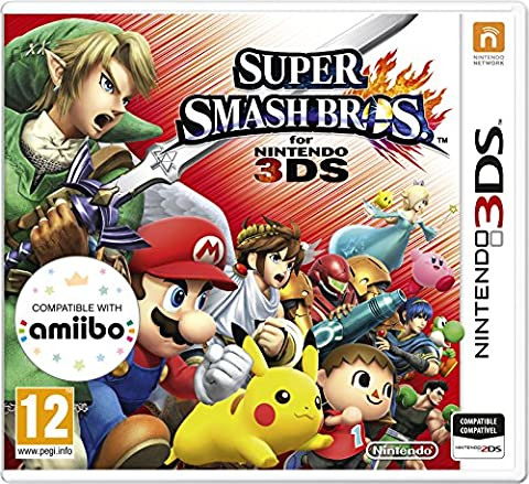 Super Smash Bros. 3DS UK multi