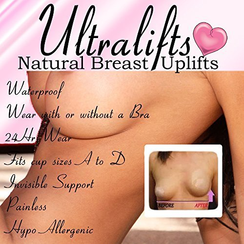 ultralifts – 5 Paar Packung sofortige natürliche Bruststraffung, Brust Form & Lift hebt