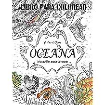 Oceana: Maravillas para colorear