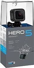 GoPro HERO5 Session Kamera Schwarz