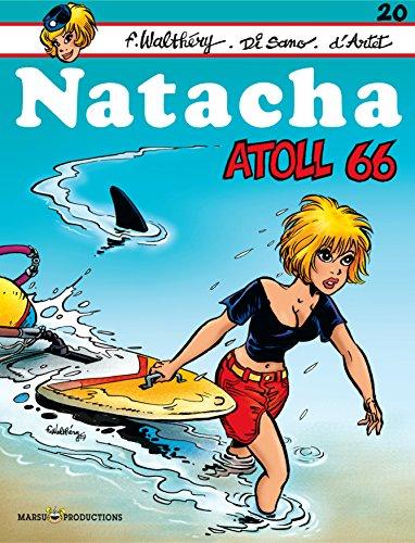 Natacha - tome 20 - Atoll 66