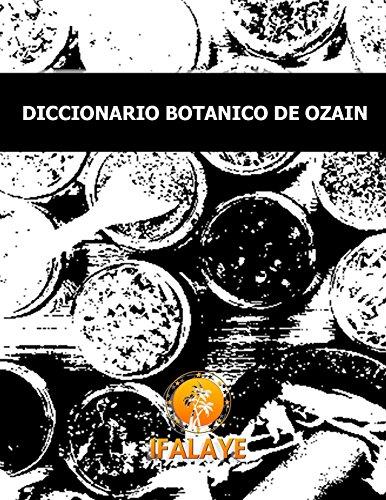 Diccionario Botánico de Ozain