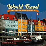 Cal 2020-World Travel Classic Posters Wall