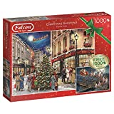 Falcon de luxe 11225 Christmas Shopping Jigsaw Puzzle