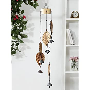 Unravel India Bamboo Petal Wind Chime