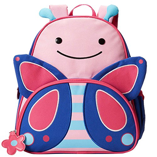 Price comparison product image Skip Hop Zoo Pack Kids Backpack - Butterfly