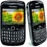 "Blackberry Curve 8520 - Smartphone Movistar Libre (pantalla de 2,46"" 320 x 240, cámara 2 MP, 256 MB de capacidad, procesador de 600 MHz, teclado QWERTY, S.O. iOS 5) Negro"