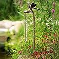Pötschke Ambiente Regenmesser Libelle von Pötschke Ambiente - Du und dein Garten