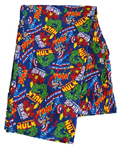 Mens Marvel Comic Strip Lounge Pants Small to Extra Large