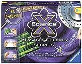 Ravensburger 18795 - Jeu Educatif et Scientifique - Mini Science X - Codes Secrets
