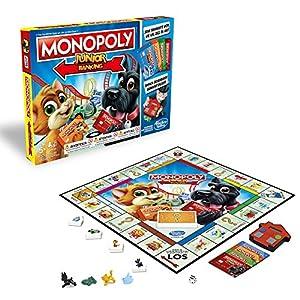 Hasbro Monopoly e1842100Monopoly Junior Banking-Juego Infantil