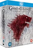 Game Of Thrones - Complete Seasons 1 & 2 (10 Blu-Ray) [Edizione: Regno Unito] [Reino Unido] [Blu-ray]