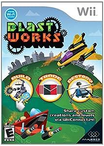 Blast works