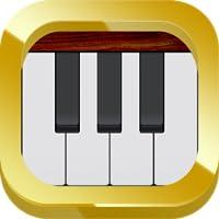 natürlichen Klavier