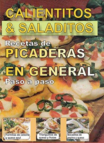 Recetas de cocina: Para hacer picaderas en  fiestas y compartir social por Julissa
