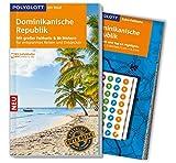 POLYGLOTT on tour Reiseführer Dominikanische Republik: Mit großer Faltkarte, 80 Stickern und individueller App -