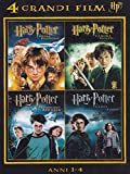 4 grandi film - Harry Potter - Anni 1-4 Volume 01