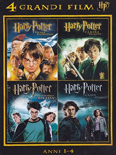 Harry Potter Anni 14