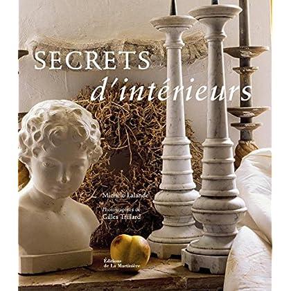 Secrets d'intérieurs