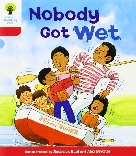 Nobody got wet