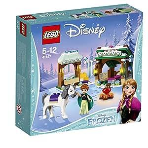 LEGO Disney Princess 41147 - Set Costruzioni L'Avventura sulla Neve di Anna