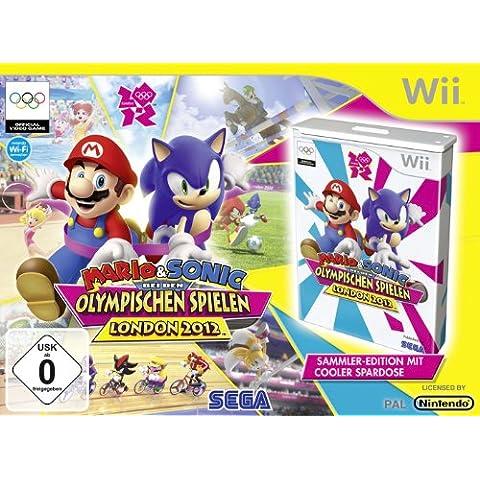 SEGA Mario & Sonic at the London 2012 Olympic Games - Juego (DEU)