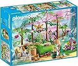 Playmobil 9132 - Bosco Incantato Delle Fate