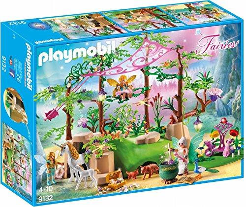Playmobil 9132 Magic Fairy Forest - Multi-colour
