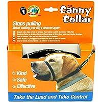 Canny Collar CAN10002 Collar Antitirones, Talla 2, Negro