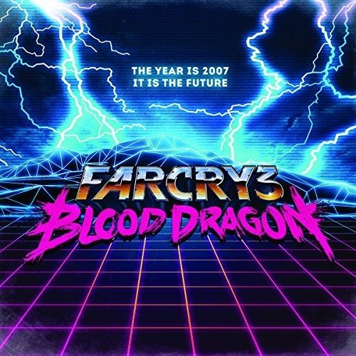 Far Cry 3 Blood Dragon (Ost) - Various Artists - 2017