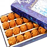 #8: Ghasitaram Gifts Diwali Gifts Sweets Special Besan Laddoo, 200g