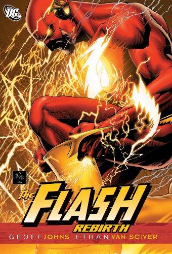 The Flash: Rebirth series) (English Edition) ()