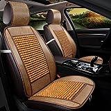 QXXZ Autositzbezüge, Kühlung Bambus-Sitz Autodecke, 1Pcs, J