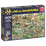 Jumbo 17077 - Jan van Haasteren - Der Bauernhof, 1500 Teile