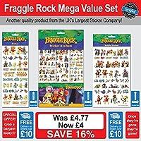 Fraggle Rock Stickers Mega Value Set