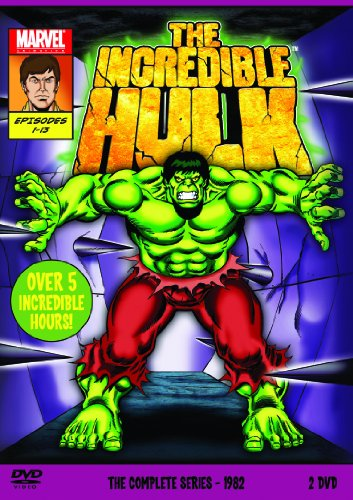 The Incredible Hulk 1982 Complete Season [dvd] Picture