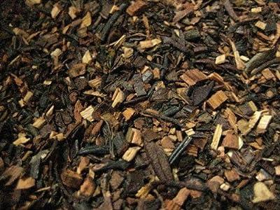 HONEYBUSCH ORIGINAL - Rooibusch-Tee - im Tea Caddy (Teedose) - Ø115 mm, Höhe 150mm (250g) von Detrade - Gewürze Shop