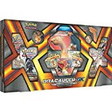 Pokémon - Jeux de Cartes - Coffret Dracaufeu GX Collection Premium (en Français)