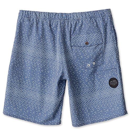 KAVU Sea Beine XL Navy Dots (Kavu Klettern Shorts)
