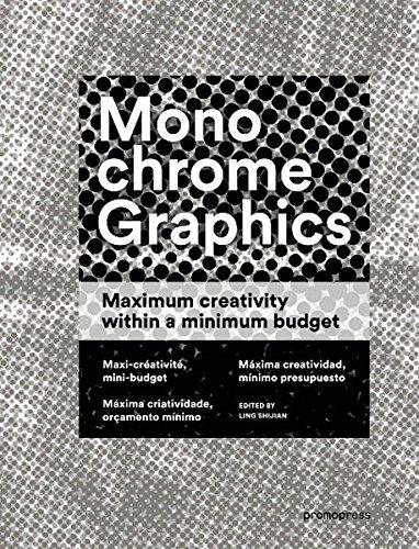 monochrome-graphics-maximum-creativity-within-a-minimum-budget-maxi-crativit-mini-budget-mxima-creat