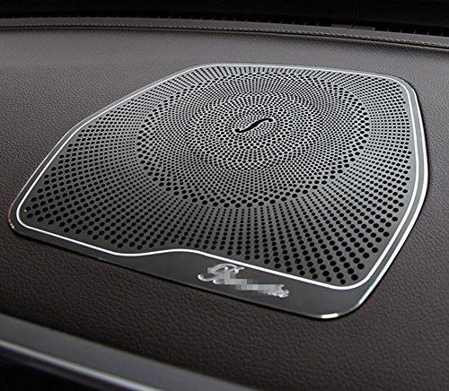 Preisvergleich Produktbild Burmester Design Hi-End Audio Lautsprecher für W205GLC C Class C180C200Auto Armaturenbrett Lautsprecher CoverTrim 2015–2016