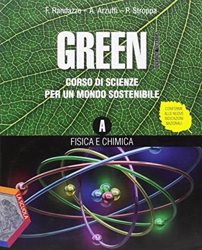 Green. Ediz. tematica. Per la Scuola media. Con DVD. Con e-book. Con espansione online: 1