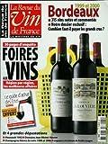La Revue du vin de France - n°464 - 01/09/2002 - Bordeaux 1999 & 2000