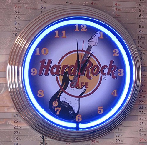 hard-rock-cafe-guitare-neon-clock-blue-neon-wall-signs-usa-50-s-style