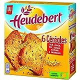 Lu Biscottes Aux 6 Céréales, Blé, Orge, Riz, Seigle, Avoine Et Sarrasin - ( Prix Par Unité ) - Envoi Rapide Et...