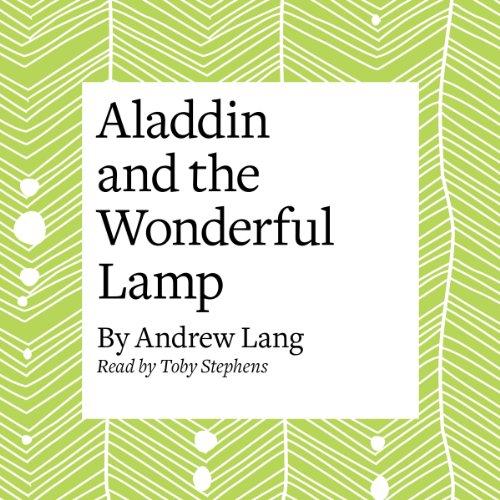 Aladdin and the Wonderful Lamp  Audiolibri