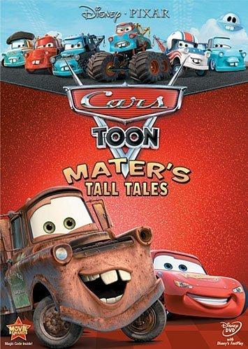 Cars Toon: Mater's Tall Tales by Disney/Pixar (Disney Pixar Cars-film)