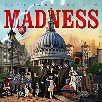 Mr. Apples by Madness on Amazon Music