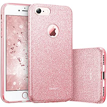 iphone 7 case pink and grey